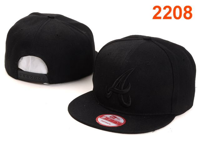Atlanta Braves MLB Snapback Hat PT050