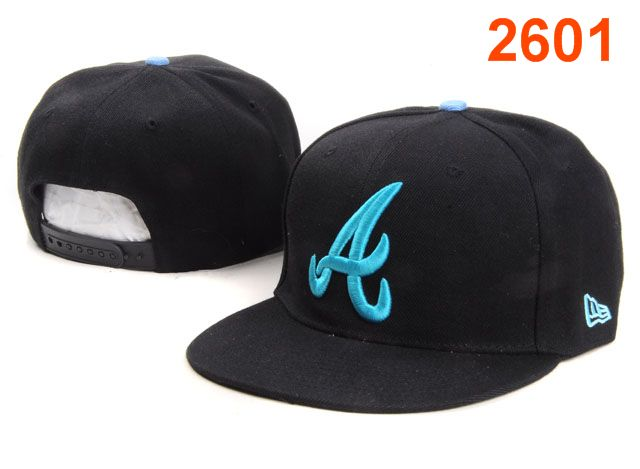 Atlanta Braves MLB Snapback Hat PT133