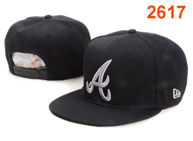 Atlanta Braves MLB Snapback Hat PT148