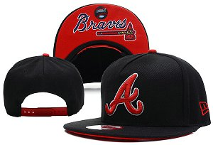 Atlanta Braves MLB Snapback Hat XDF16