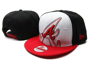 Atlanta Braves MLB Snapback Hat YX012