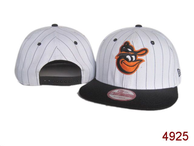 Baltimore Orioles Snapback Hat SG 3809