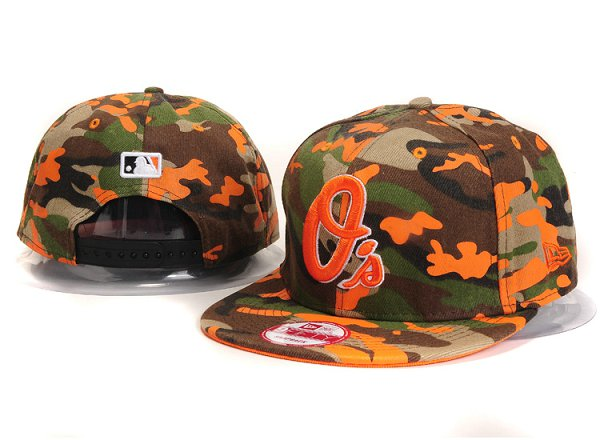 Baltimore Orioles Snapback Hat YS 7607