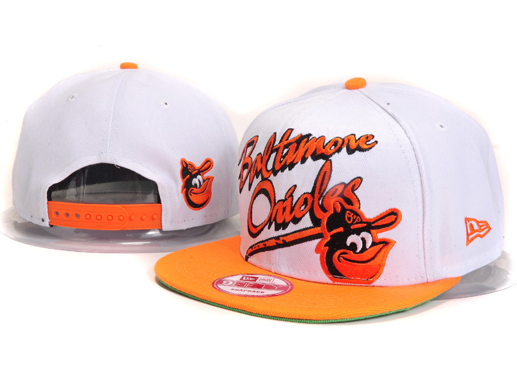 Baltimore Orioles Snapback Hat YS 7633