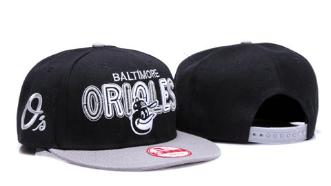 Baltimore Orioles MLB Snapback Hat YX052