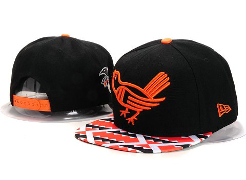 Baltimore Orioles MLB Snapback Hat YX110