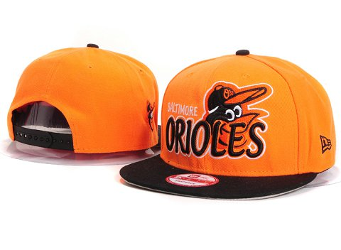 Baltimore Orioles MLB Snapback Hat YX124