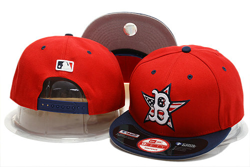 Boston Red Sox Red Snapback Hat YS 0721