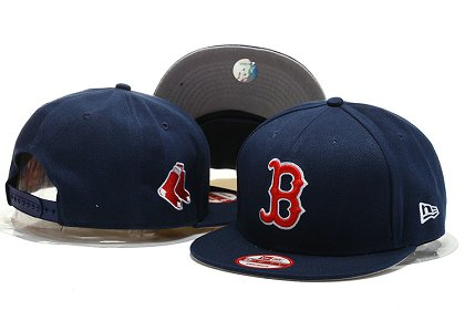 Boston Red Sox Snapback Hat YS M 140802 17