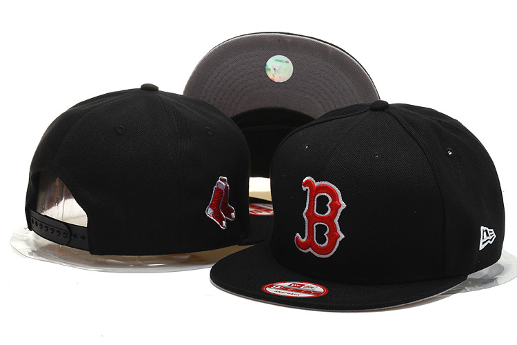 Boston Red Sox Snapback Hat YS M 140802 19