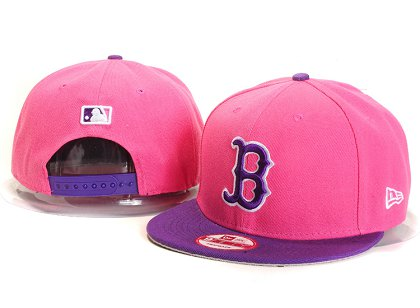 Boston Red Sox New Type Snapback Hat YS7608