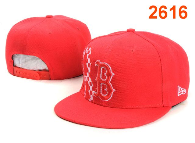 Boston Red Sox MLB Snapback Hat PT147