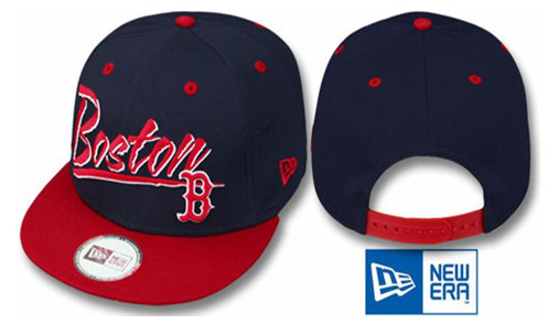 Boston Red Sox MLB Snapback Hat Sf2