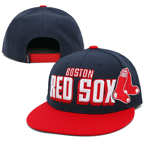 Boston Red Sox MLB Snapback Hat Sf3
