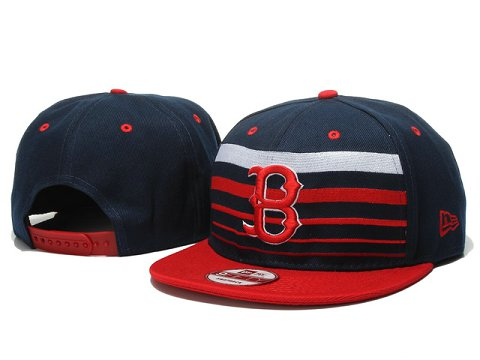 Boston Red Sox MLB Snapback Hat YX028