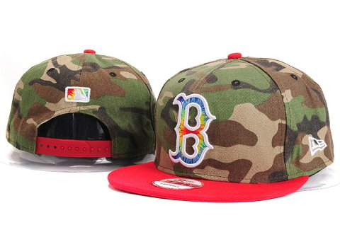 Boston Red Sox MLB Snapback Hat YX131