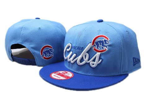 Chicago Cubs MLB Snapback Hat YX048