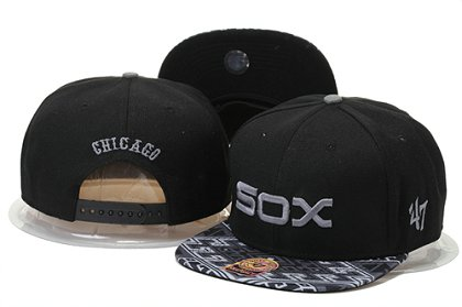 Chicago White Sox Hat XDF 150226 030