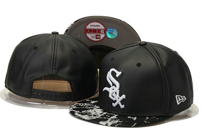Chicago White Sox Hat XDF 150226 041