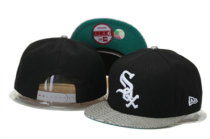 Chicago White Sox Hat XDF 150226 099