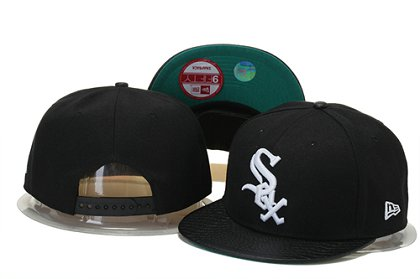Chicago White Sox Hat XDF 150226 101