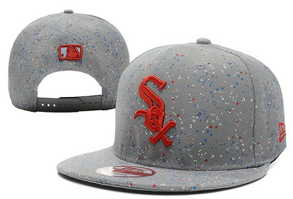 Chicago White Sox MLB Snapback Hat XDF12S