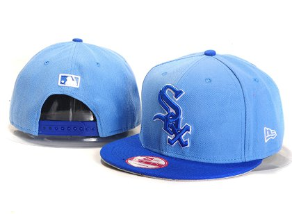 Chicago White Sox New Type Snapback Hat YS7609