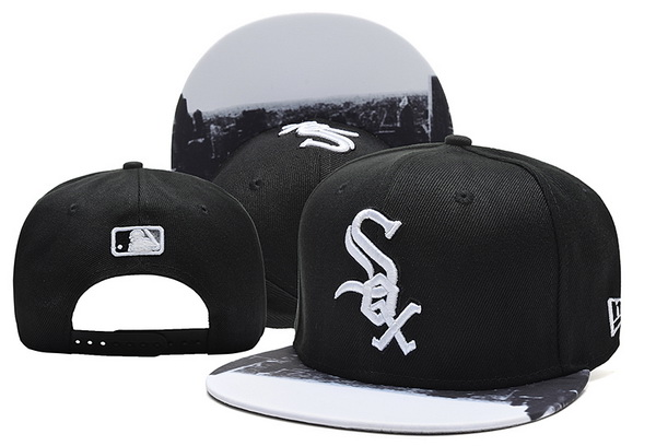 Chicago White Sox Snapback Hat 0903