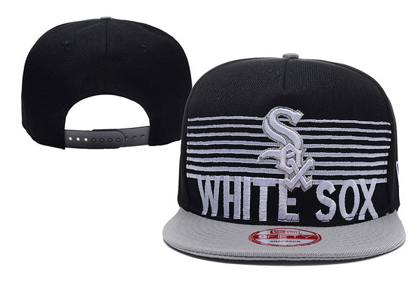 Chicago White Sox Snapback Hat XDF 0620