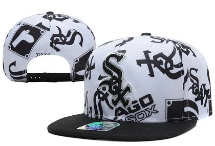 Chicago White Sox Hat XDF 150624 30 (1)