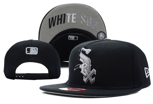 Chicago White Sox Snapback Hat XDF 520