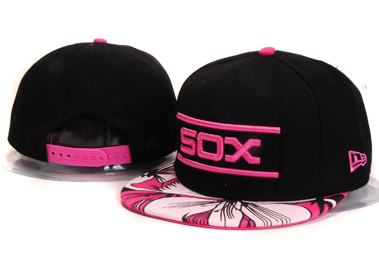 Chicago White Sox Snapback Hat Ys 2130