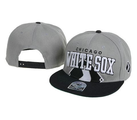 Chicago White Sox MLB Snapback Hat 60D3