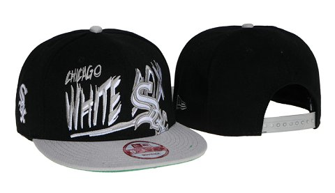 Chicago White Sox MLB Snapback Hat 60D5