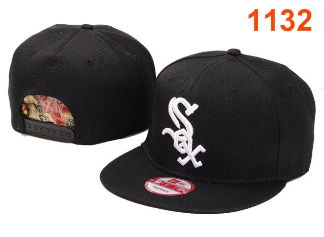Chicago White Sox MLB Snapback Hat PT004