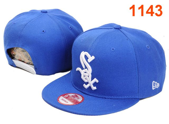 Chicago White Sox MLB Snapback Hat PT014