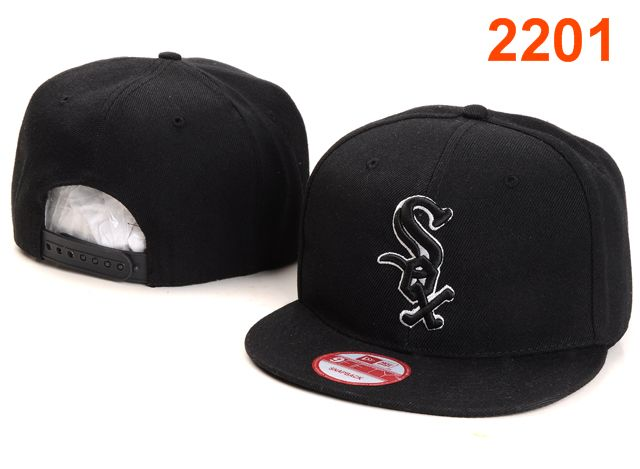 Chicago White Sox MLB Snapback Hat PT044