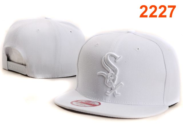 Chicago White Sox MLB Snapback Hat PT067