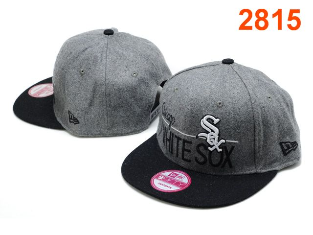 Chicago White Sox MLB Snapback Hat PT169