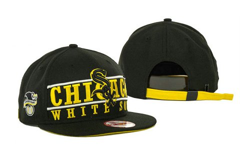 Chicago White Sox MLB Snapback Hat SD2