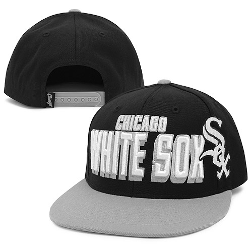 Chicago White Sox MLB Snapback Hat Sf4