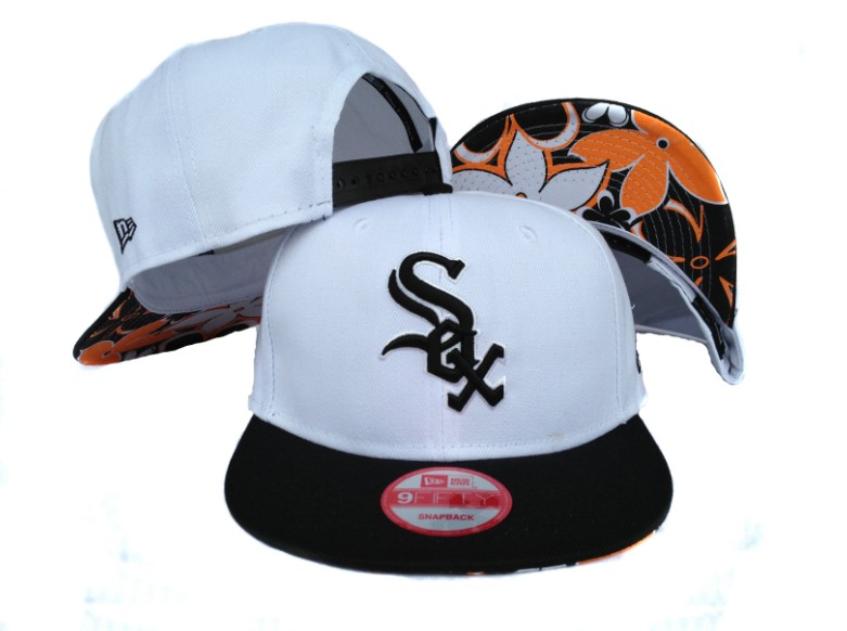 Chicago White Sox MLB Snapback Hat Sf6