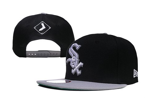 Chicago White Sox MLB Snapback Hat XDF02