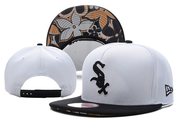 Chicago White Sox MLB Snapback Hat XDF12