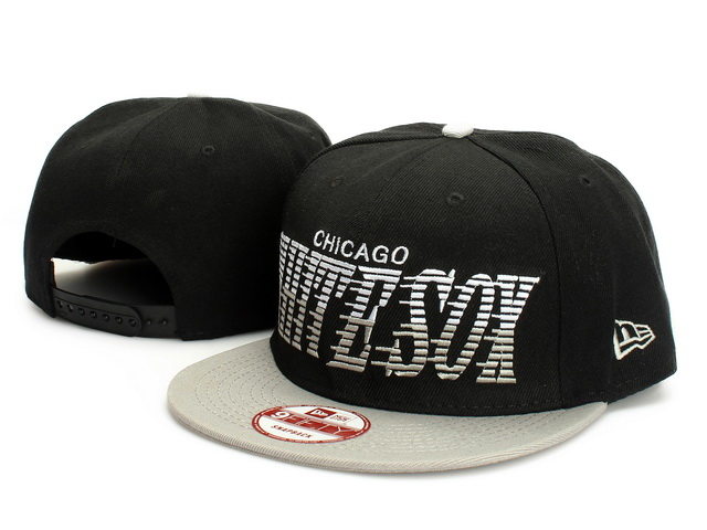 Chicago White Sox MLB Snapback Hat YX022