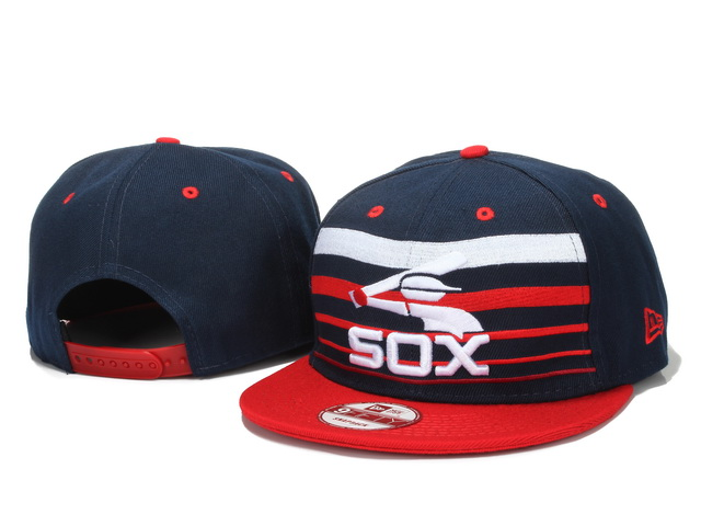 Chicago White Sox MLB Snapback Hat YX027