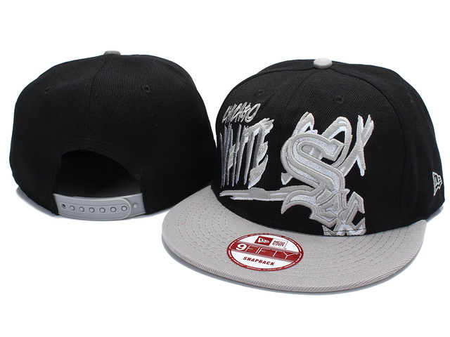 Chicago White Sox MLB Snapback Hat YX034