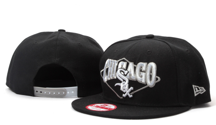 Chicago White Sox MLB Snapback Hat YX050