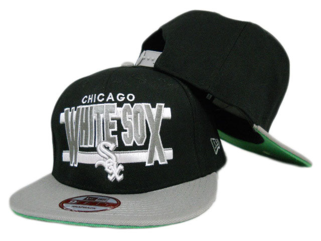 Chicago White Sox MLB Snapback Hat ZY