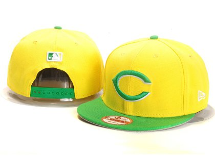 Cincinnati Reds New Type Snapback Hat YS7613